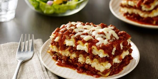Auntie's Lasagna Supreme